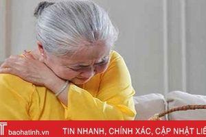 Các nhóm bệnh đe dọa sức khỏe người cao tuổi