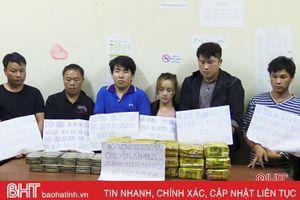 BĐBP Hà Tĩnh phối hợp phá đường dây ma túy xuyên quốc gia