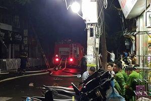 Vụ cháy tại Đê La Thành: Do chập điện từ nhà ông Hiệp 'khùng'