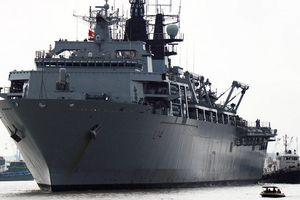 Biển Đông: Anh, Pháp 'giương oai' theo Mỹ khiến Trung Quốc phát khùng