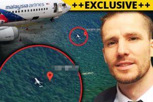 Người đàn ông quyết 'lật từng viên đá' để tìm máy bay MH370 tại Campuchia