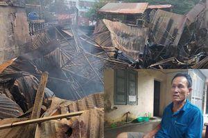 Vụ hai vợ chồng tử vong sau hỏa hoạn ở Đê La Thành: Do chập điện từ nhà ông Hiệp 'khùng'