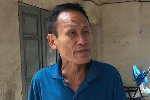 Vụ cháy ở Đê La Thành: Ông Hiệp 'khùng' lên Phú Thọ thăm gia đình nạn nhân