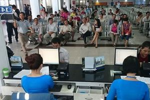 TP.HCM: Ga Sài Gòn bán 300.000 vé tàu Tết Kỷ Hợi