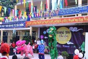 Đà Nẵng: Sở Công Thương cùng các doanh nghiệp tổ chức tặng gần 400 suất quà Trung thu