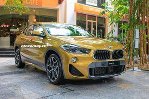 BMW X2 bất ngờ xuất hiện tại Việt Nam, giá vào khoảng 1,8 tỷ đồng đến 2 tỷ đồng ?