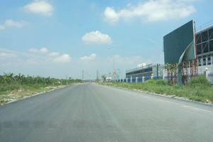 Bắc Giang: Đường gom xuống cấp đã được sửa chữa sau bao ngày chờ đợi