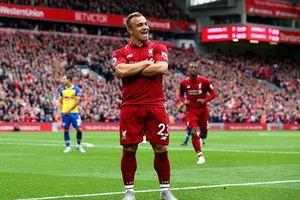 Thắng dễ Southampton, Liverpool vượt mặt Chelsea