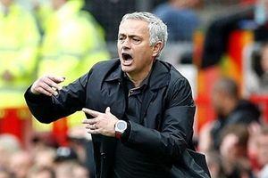 Mourinho: Man Utd chỉ chơi với 30%