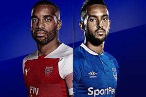 TRỰC TIẾP Arsenal - Everton: 'Pháo thủ' quyết thắng