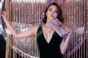 U40 Thái Y Lâm khoe vóc dáng đáng ghen tị dù chiều cao khiêm tốn