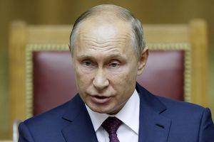 Tổng thống Putin lên tiếng sau vụ xả súng tại lễ diễu binh Iran