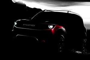 Bí ẩn chiếc xe Adrenaline mới của Ford