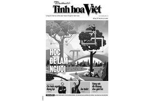 Mời đọc Tinh hoa Việt số 84, phát hành ngày 25/9/2018