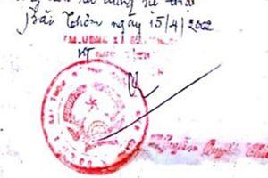 Cán bộ lạm quyền ở Phú Quốc ký xác nhận gần 40 ha đất