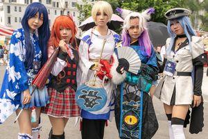 Giới trẻ Hà Nội đón Trung thu độc đáo với lễ hội văn hóa Nhật Bản