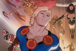 Chủng loài siêu đẳng gia nhập Vũ trụ Điện ảnh Marvel
