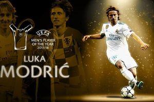 'Không trao giải The Best cho Modric là bất công'
