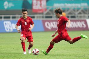Đội tuyển quốc gia bị ảnh hưởng nghiêm trọng vì V.League dời lịch đấu