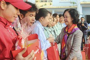 Đại hội XII Công đoàn Việt Nam: Tiếp tục chăm lo, bảo vệ đoàn viên, người lao động