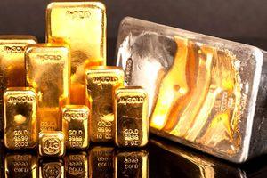 Giá vàng tiếp tục đi xuống phiên đầu tuần