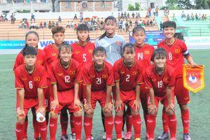 Giải U16 nữ châu Á 2019: Việt Nam giành vé tham dự vòng loại thứ hai
