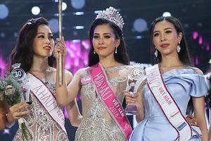 Trước Hoa hậu Trần Tiểu Vy, người đẹp nào đăng quang Hoa hậu Việt Nam ở tuổi 18?