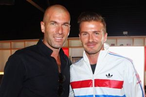 David Beckham muốn Zinedine Zidane dẫn dắt Inter Miami