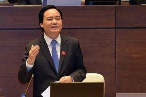 Bộ trưởng Phùng Xuân Nhạ chỉ đạo nóng: Quán triệt từng giáo viên, học sinh phải giữ SGK để sử dụng bền