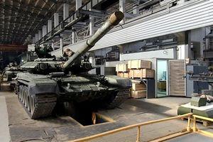 Xe tăng T-90 Việt Nam chính thức có 'Đôi mắt đỏ'