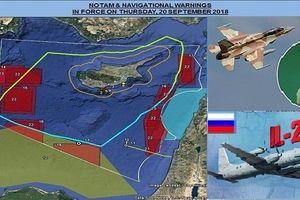 Il-20 bị bắn rơi: Israel lo bị Nga 'cắt mất đôi cánh'