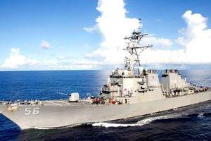 Xuất hiện dấu hiệu cho thấy Mỹ chuẩn bị tấn công Syria?