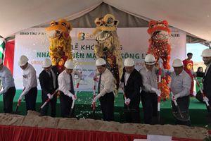 Bình Thuận: Khởi công nhà máy điện mặt trời gần 1.000 tỷ đồng