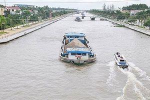 Tiếp tục điều chỉnh Quy hoạch phát triển kết cấu hạ tầng đường thủy nội địa