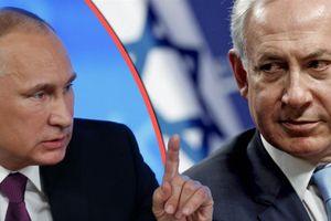 Đây là điều Israel sợ Putin sẽ làm sau vụ Il-20 bị bắn