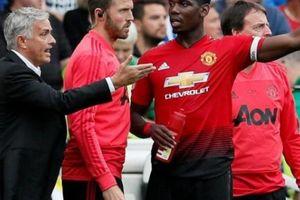 Mối quan hệ Mourinho – Pogba: Thượng bất chính, hạ tắc loạn