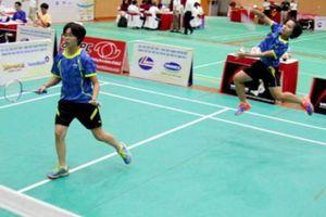 Giải Cầu lông HS-SV TP.Hà Nội: Khơi dậy tình yêu thể thao trong cộng đồng dân cư