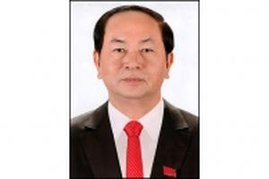 Vĩnh biệt Chủ tịch nước Trần Ðại Quang - nhà lãnh đạo tận tâm, trách nhiệm