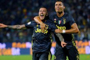 Juventus duy trì mạch thắng, Roma gục ngã tại Bologna