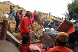 Gần 200 người chết tại Philippines trong tuần qua do thiên tai