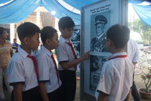 Triển lãm ảnh về Anh hùng lực lượng vũ trang nhân dân Trần Công An