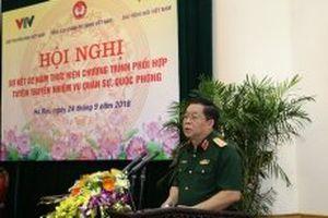Nâng cao chất lượng phối hợp tuyên truyền nhiệm vụ quân sự, quốc phòng