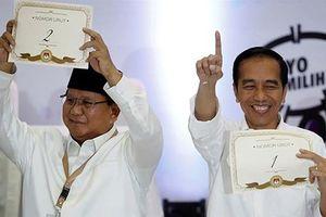 Indonesia mở chiến dịch tranh cử tổng thống