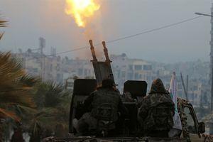 Xem Quân đội Syria bắn hạ UAV 'cảm tử' của khủng bố tại Latakia