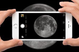 Mẹo sử dụng smartphone để chụp ảnh mặt trăng vô cũng dễ dàng