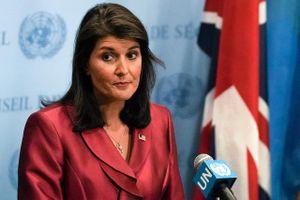 Nikki Haley: 'Mỹ không đứng sau cuộc tấn công trong lễ diễu binh tại Iran'