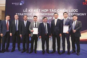 SK Group tính lớn trong thương vụ Masan