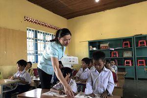 Thiếu giáo viên vẫn phải giảm biên chế