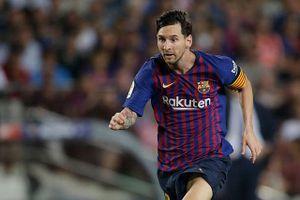 Messi lập kỷ lục trong ngày Barcelona bị cầm hòa cay đắng