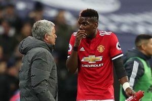M.U lại có biến: Pogba chỉ trích HLV Mourinho